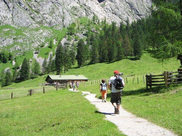 traumhafte Wanderwege in Teisendorf