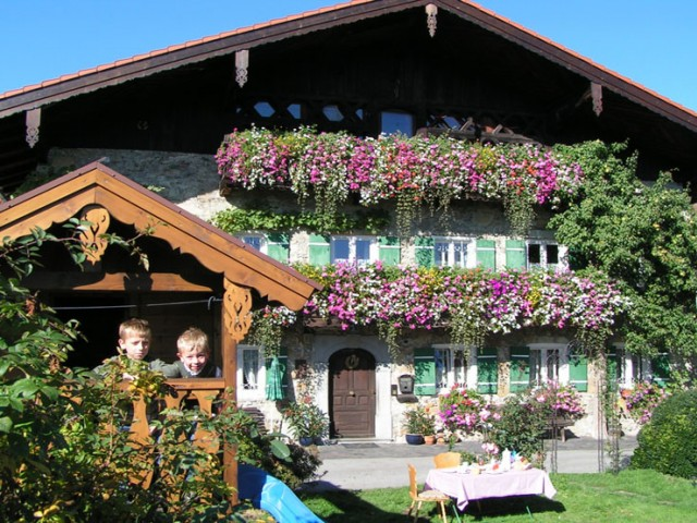 Urlaub am Baunerhof Neuhauserhof