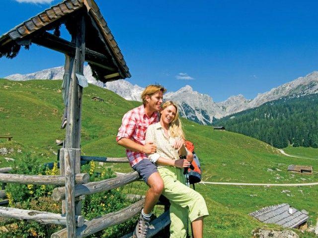 Wandern im Salzburger Saalachtal