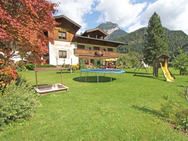 Landgasthof mit Kinderspielplatz in Weißbach