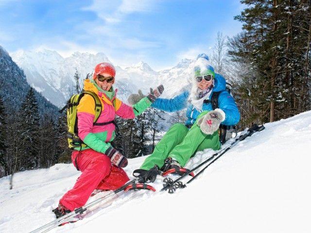 Winterurlaub im Salzburger Saalachtal