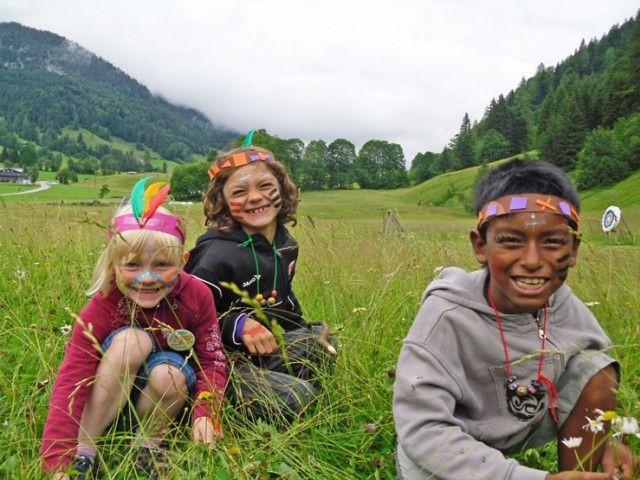 Kinderurlaub im Landgasthof Weißbach