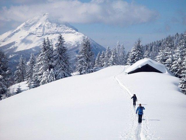 Skitouren gehen PillerseeTal