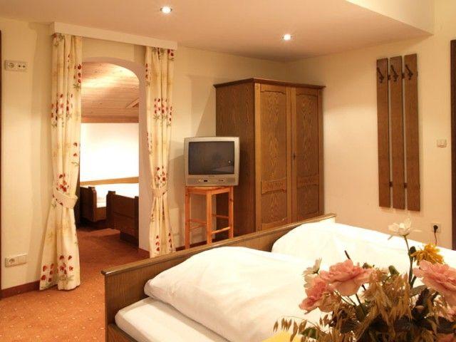 Zimmer mit TV Waidring