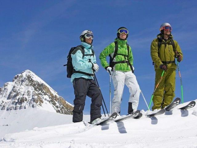 Skiurlaub Steinplatte Waidring