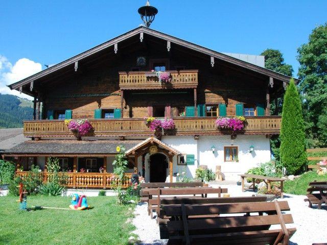 Romantikurlaub am Bauernhof Millinghof in Leogang