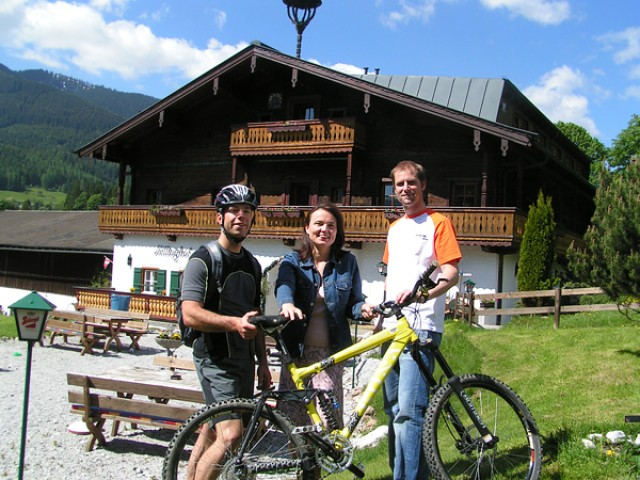 Mountainbike-Urlaub in Leogang