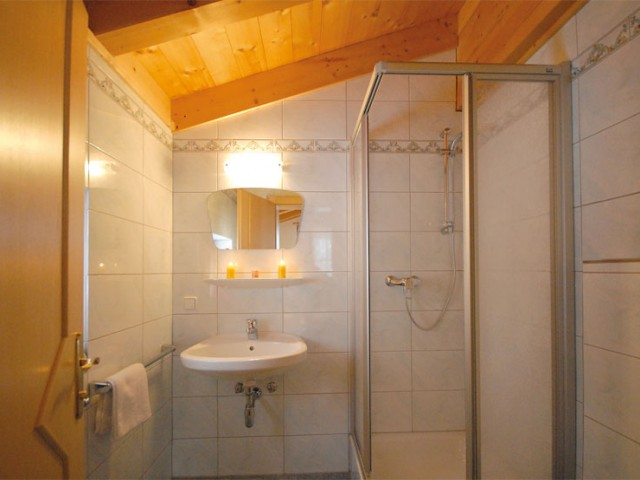 Appartement-Badezimmer