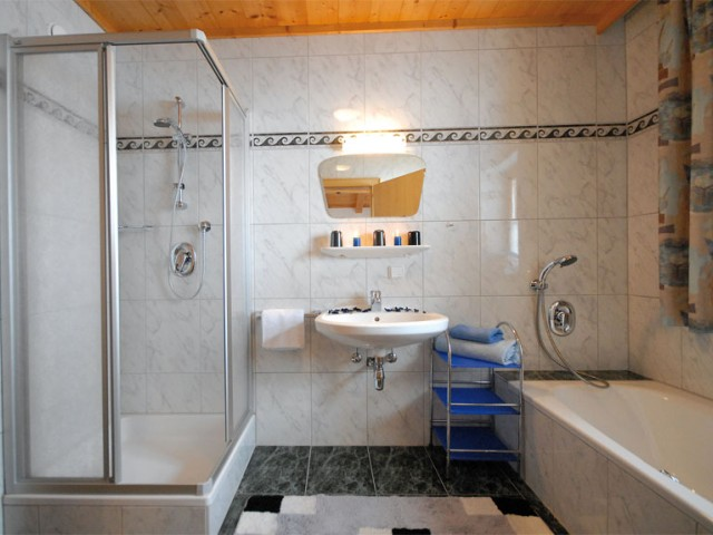 Appartement-Grosse Badezimmer