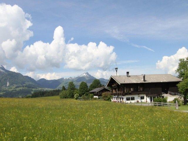 Ferienwohnung St. Jakob in Haus im PillerseeTal