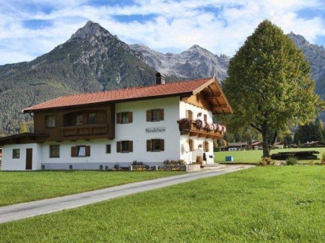 Ferienwohnung St. Ulrich Sommer