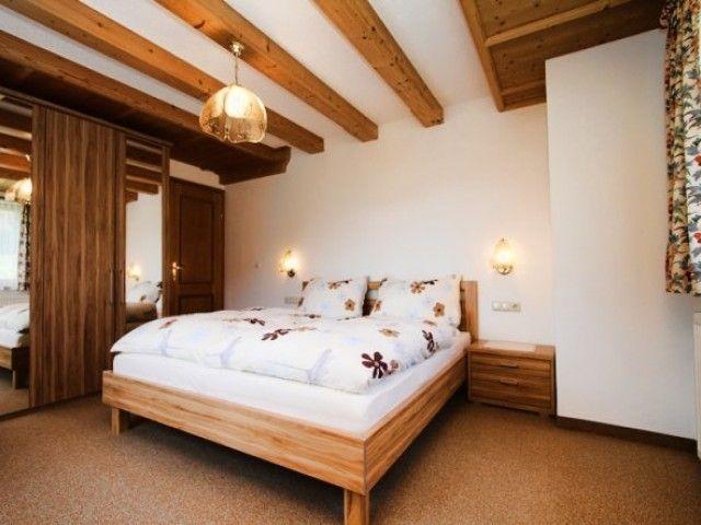 Ferienwohnung St. Ulrich Schlafzimmer