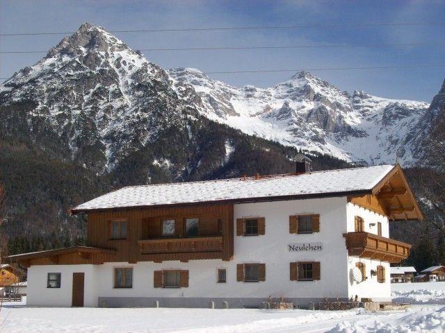 Ferienwohnung St. Ulrich Winter