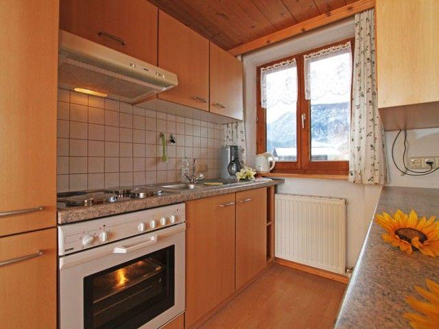 Küche FeWo klein