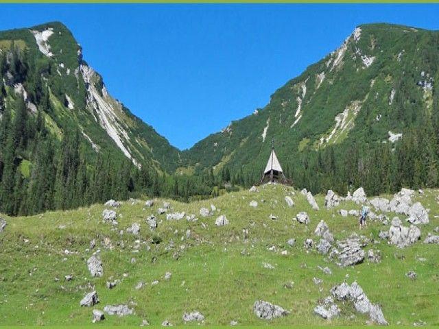 Wanderparadies Hochalm Unken