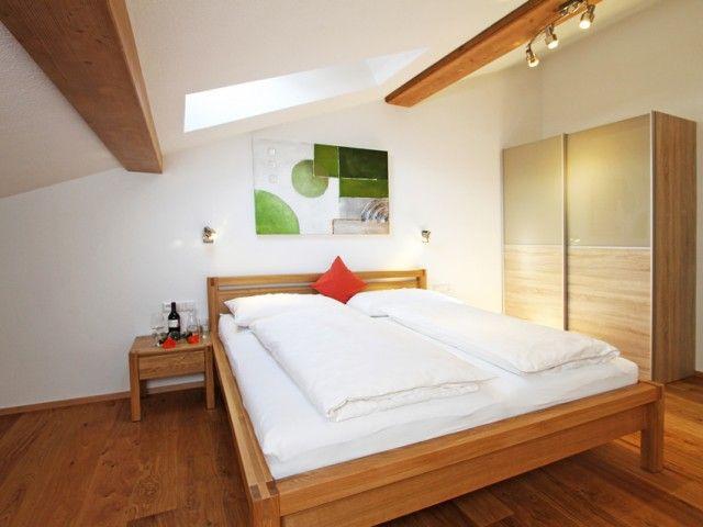 Ferienwohnung Fieberbrunn Schlafzimmer 1