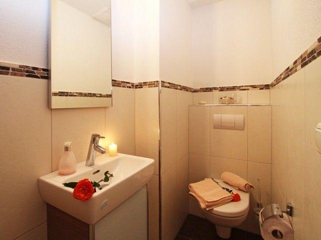 Ferienwohnung Fieberbrunn WC