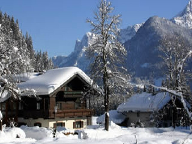 Winter Pension Dürnberger